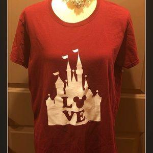 Mickey Mouse Unisex T-shirt size Large